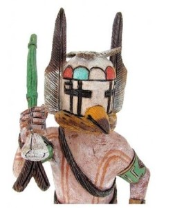 About Navajo Kachina Dolls