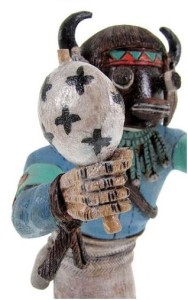 about the kachina doll maker